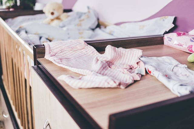 couche bébé