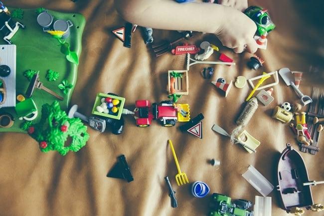 bienfaits jouets construction sur l'enfant