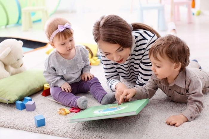 trouver bonne une baby-sitter